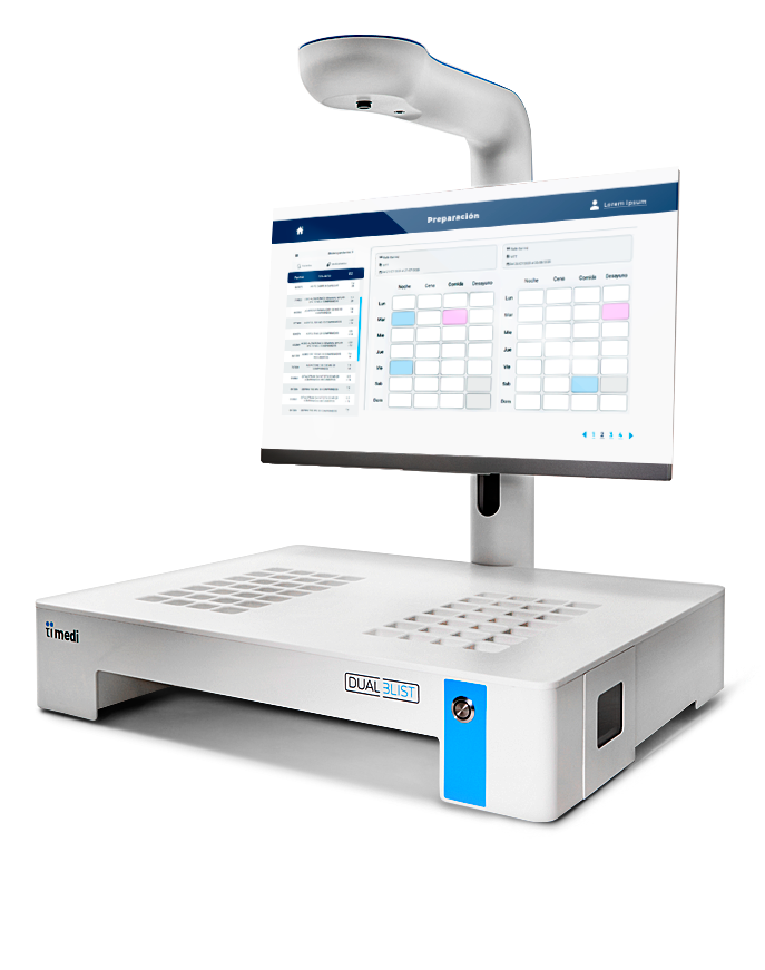 DualBlist has the most advanced and easy-to-use MDS software on the market
